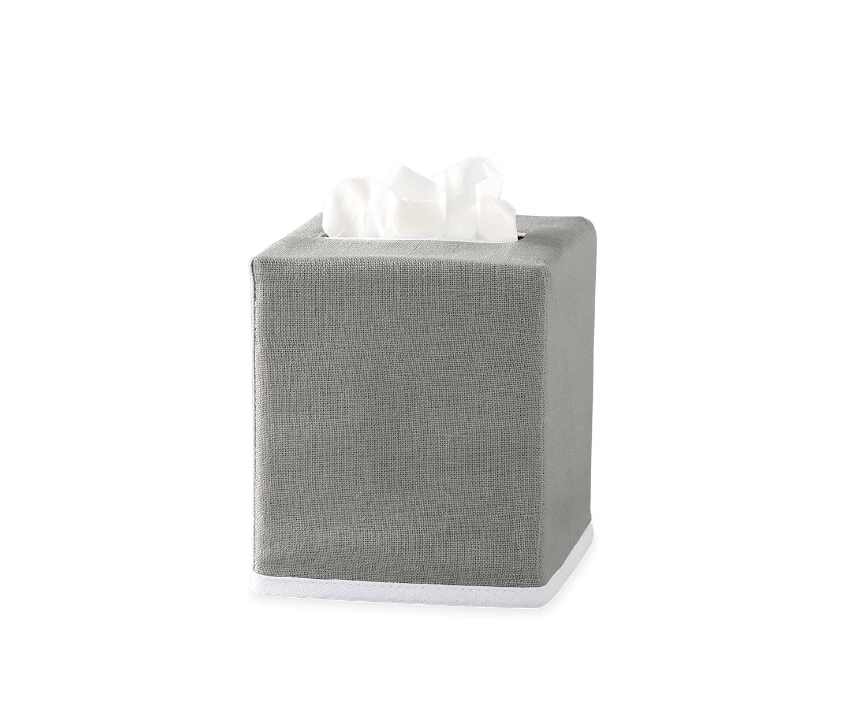 Chelsea Tissue Box Cover Matouk Luxury Linens